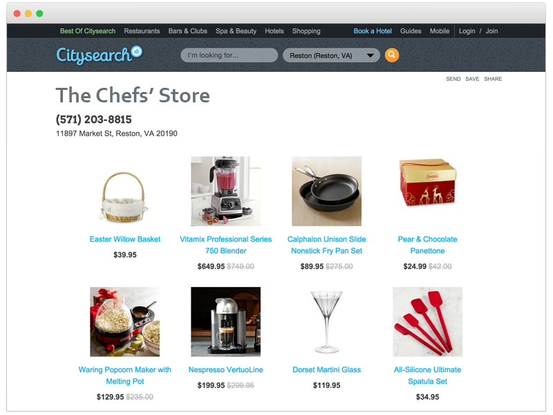 Convert Browsers into Buyers with Retail Inventory